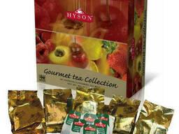Чай Хайсон Коллекция гурмана фруктовый в пакетиках 60*1, 5г