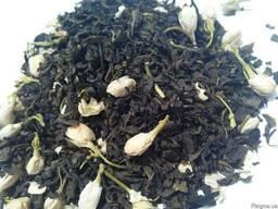 Чай Индия, Зеленый с Жасмином(весовой)