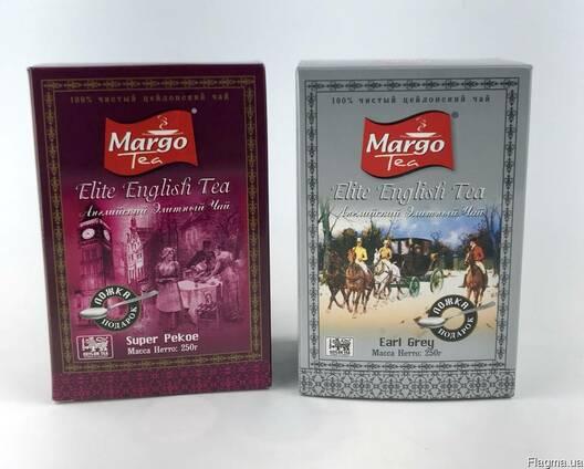Чай Margo Ceylon