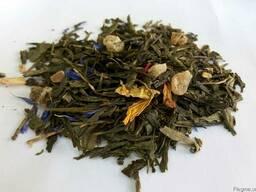 """Чай """"Текила""""зеленый ароматизированый,Китай"""