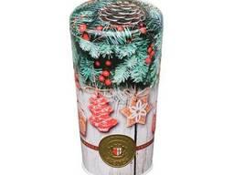 Чай в новогодней упаковке Челтон Ваза Имбирные сладости. ..
