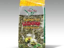 Чай зелений листовий Бадьорий з лимонником 80 гр.