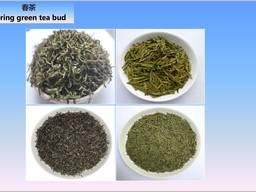 Чай (Зеленый, Черный, Жасмин) - Китай