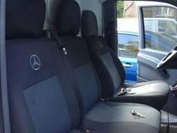 Чехлы на сидения Mercedes Sprinter / Мерседес Спринтер