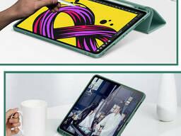 Чехол-книжка для iPad Air 4 2020 Usams US-BH654, черный