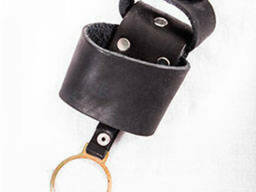Чехол под фонарь-дубинку с металлическим кольцом