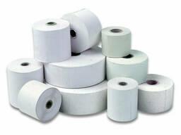 Кассовая лента или лента принтеров чеков