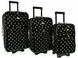 Чемодан сумка 773 набор 3 штуки kolor 2