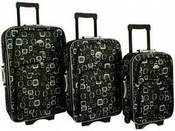 Чемодан сумка 773 набор 3 штуки Matrix