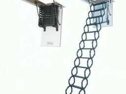 Лестница чердачная Fakro LST (70х120)