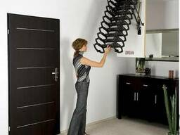 Чердачная лестница Oman Flex Termo 80x60 см