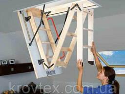 Чердачная лестница LWK Komfort 305 70*130