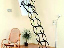 Чердачная лестница Oman Flex Termo 120х70 см
