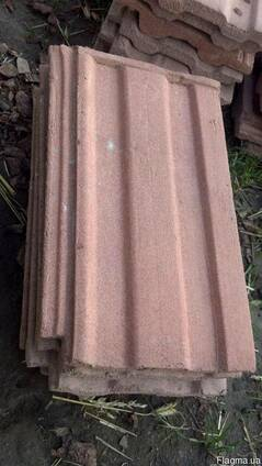 Черепица из бетона