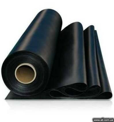 Черная пленка полиэтиленовая техническая