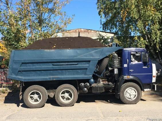 Чернозём с доставкой Вышгород Хотяновка Осещина