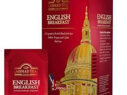 Черный чай Ahmad Tea The British Legend Английский к. ..