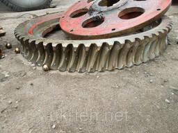 Червячная пара М13 М14 (червячное колесо и червяк) от. ..