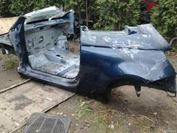 Четверть боковина крыша Fiat 500 2007-2014