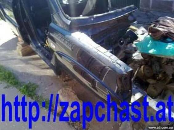 Четверть кузова Nissan Micra, Note, Qashqai, Tiida, X-Trail