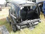 Четверть,Задня частина машины Peugeot 1007 2004-2009 б\у - фото 1