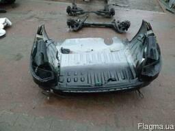 Четверть, Задня частина машины Peugeot 206 2009-2012