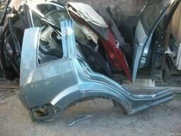 Четверть задняя правая (крыло) Ford Fusion 02-12