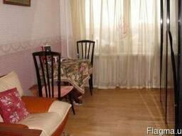 Четырехкомнатная квартира с классическим ремонтом