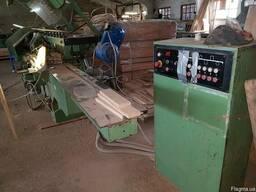 Четырехсторонний деревообрабатывающий станок доска пола. - photo 3