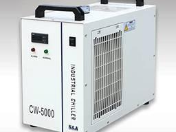 Чиллер CW-5000 для Охлаждения Излучателей Лазерных Станков