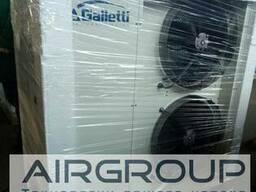 Чиллер для охлаждения воды - 73кВт - Италия - новый