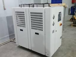 Чиллер для пресс-форм термопластавтомата, Евро Серия 15 кВт