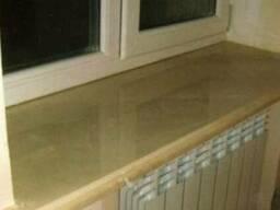 Чистка лестницы из мрамора ступени гранитные реставрация - фото 7