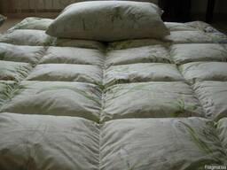 Чистка подушек и одеял в Донецке