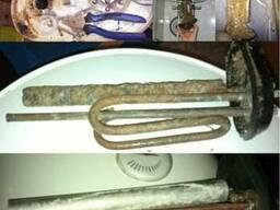 Чистка, ремонт водонагревателей бойлеров, профилактика