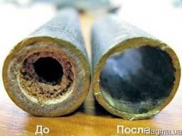 Промывка отопления в Василькове. Чистка системы отопления.