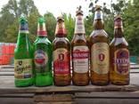 Чисту пивну пляшку, склотару / бутылки б/у - фото 2