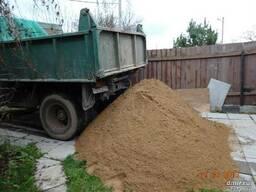 Чистый песок. Продажа песка.
