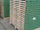 Брусок дубовий: 54х54 х 270 -1550 мм, 1,2,3 сорт. - фото 1