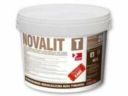 Чокс, Травертин полисиликатная Novalit 25 кг ( Польша)