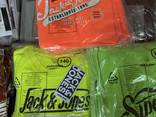 Чоловічі футболки Jack & Jones Сток оптом опт Мужские футболки - фото 1