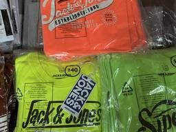 Чоловічі футболки Jack & Jones Сток оптом опт Мужские футболки