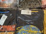 Чоловічі футболки Jack & Jones Сток оптом опт Мужские футболки - фото 8