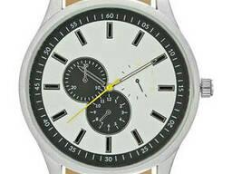 Чоловічий годинник Yourturn yo152ma07 Silver Brown SKL35-188668