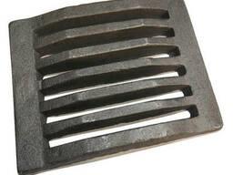 Чугунная колосниковая решетка 250х250