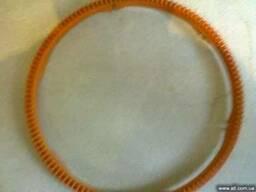 Чугунный венец к бетономешалке Limex 165 и 190 литров