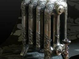 Чугунные дизайн радиаторы, чавун, чавунні радіатори