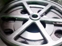 Чугунные колеса для ленточных пилорам