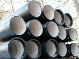 Чугунные трубы 600 (Тайтон) L = 6 м