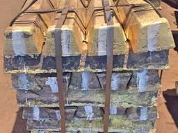 Чушки оловянной бронзовы